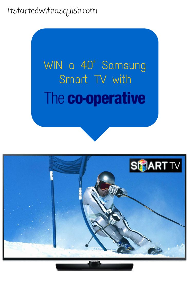 Samsung Smart TV giveaway