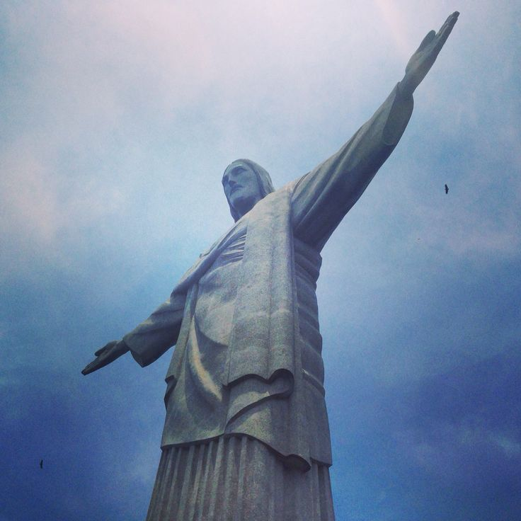 Cristo Redendor, Rio de Janeiro, Brazil