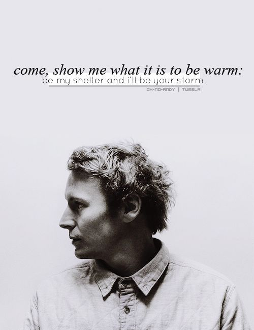 Born Without A Parachute — The Fire, Ben Howard.