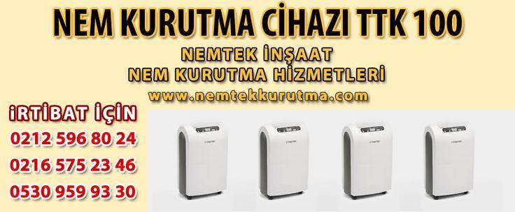 Nem Kurutma Cihazı TTK 100   NEMTEK NEM KURUTMA 530 959 9330 http://www.nemtekkurutma.com/pagedetails/51/nem-kurutma-cihazi-ttk-100/