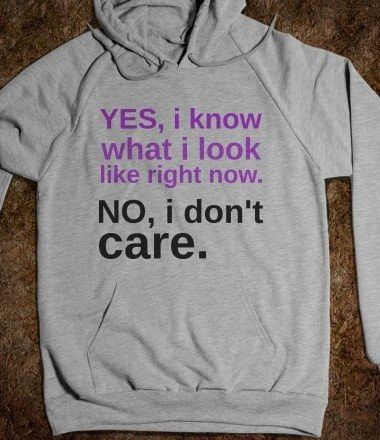 """Just remember: You're not lazy, you're """"effortless."""" 