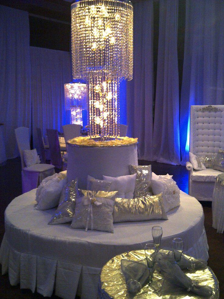 White celebration