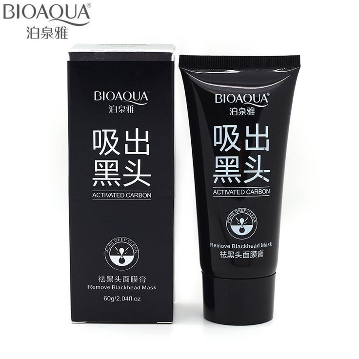 2016 Brand Skin Care BIOAQUA Facial Blackhead Remover Deep Cleaner Mask Pilaten Suction Anti Acne Treatments Black Head Mask 60g♦️ SMS - F A S H I O N  http://www.sms.hr/products/2016-brand-skin-care-bioaqua-facial-blackhead-remover-deep-cleaner-mask-pilaten-suction-anti-acne-treatments-black-head-mask-60g/ US $2.23