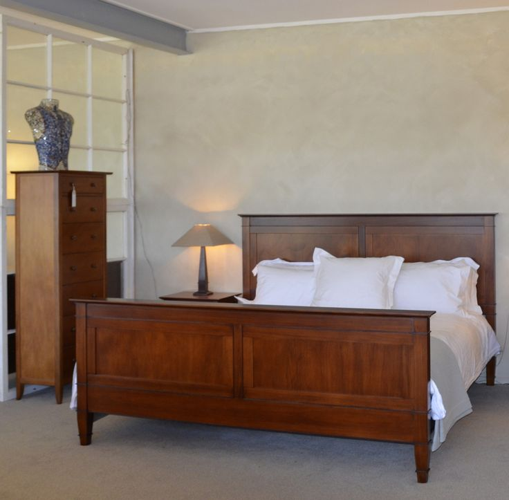 Trenail Bed. Classic design by Rose and Heather NZ