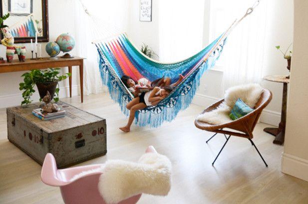 indoor hammock bed for kids                                                                                                                                                                                 More