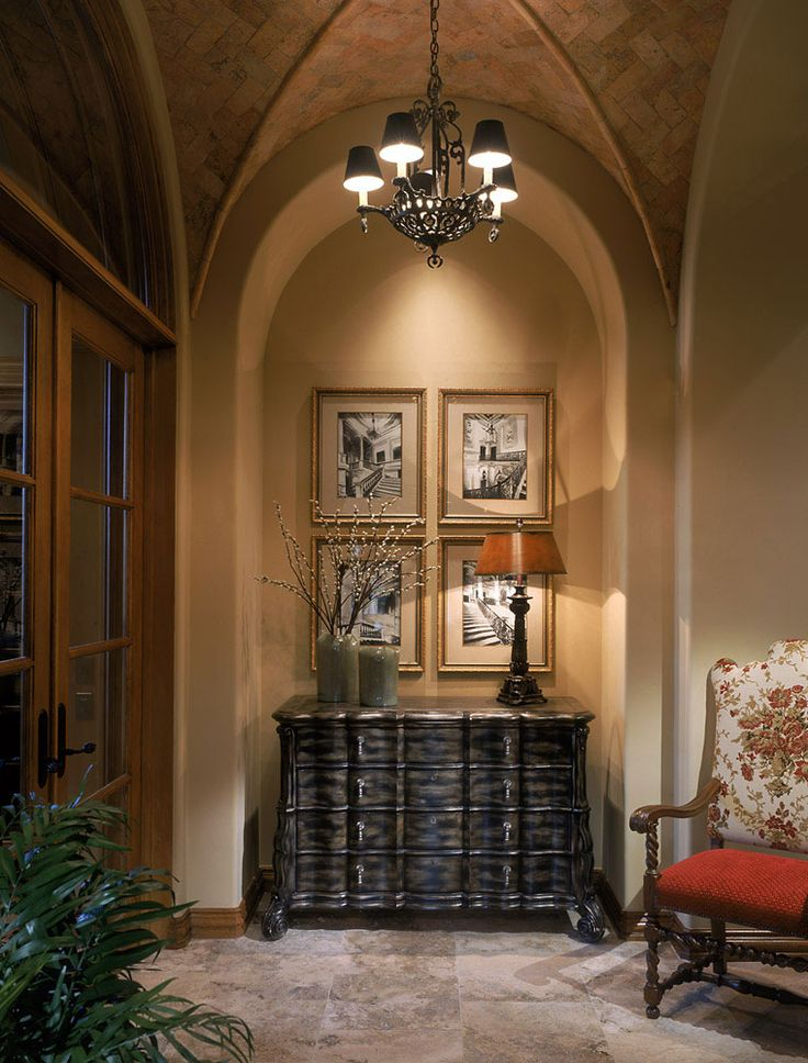Foyer In Architecture : Best images about tuscan hacienda mediterranean on