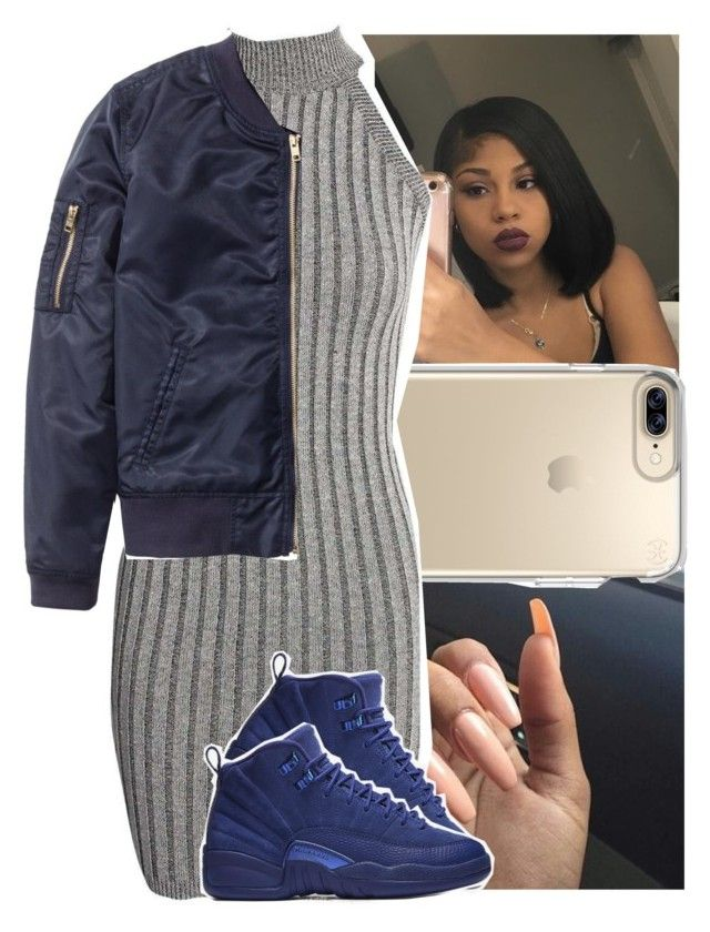 """i have so many items I haven't used yet "" by theyknowtyy ❤ liked on Polyvore featuring Speck, H&M and NIKE"