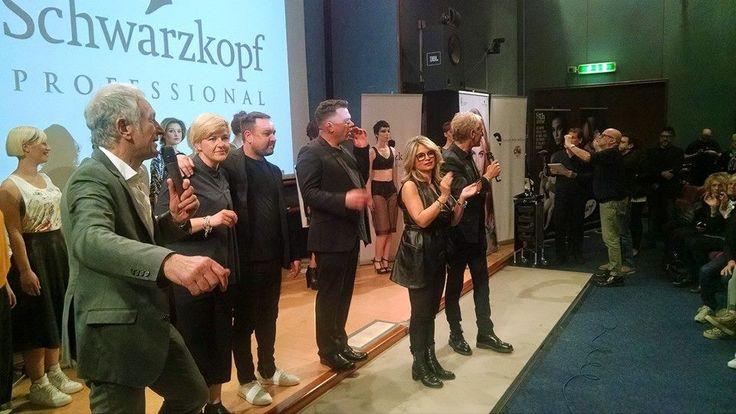 #Schwarzkopf #essentiallooks 1/2015 C.A.C.F. 03/2015 Bologna | New Idenova