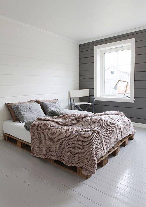 best 25 pallet bed frames ideas only on pinterest diy pallet bed diy platform bed and platform beds ideas - Frames For Beds
