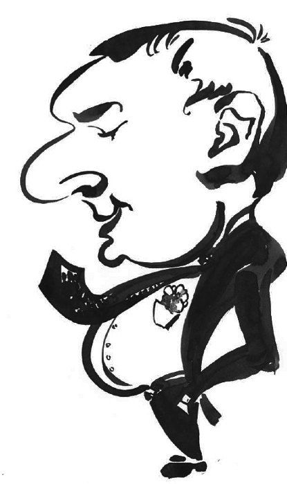 Boss's Day Caricature Cartoon gift. by CaricaturesCartoons on Etsy