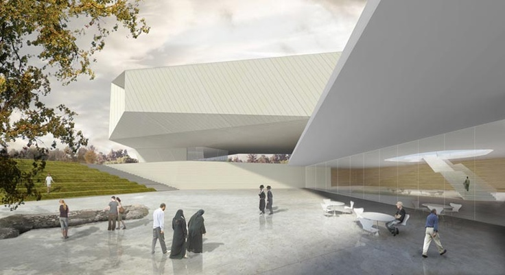 Arch2o The Museum of Tolerance  Chyutin Architects