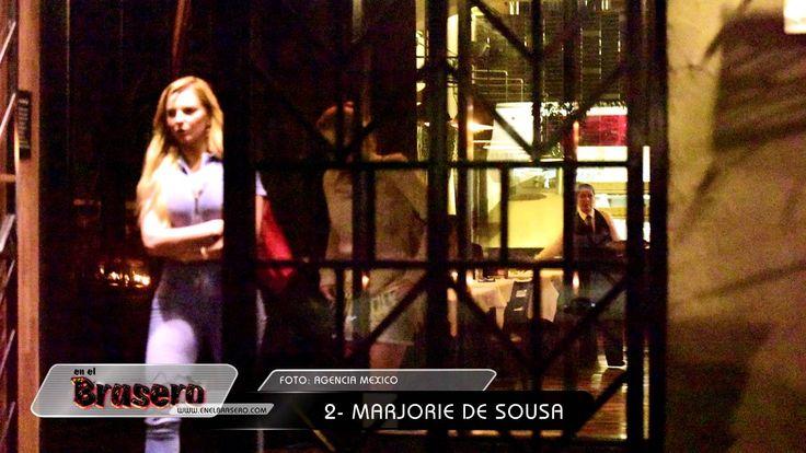 Top 5 Chismes | Gloria Trevi, Marjorie de Sousa, Eduardo Yanez, Ninel Co...