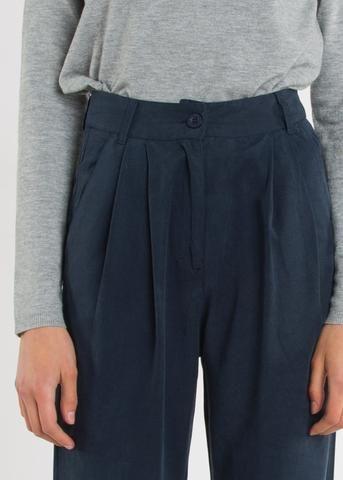 Hayworth Pants Dark Saphire