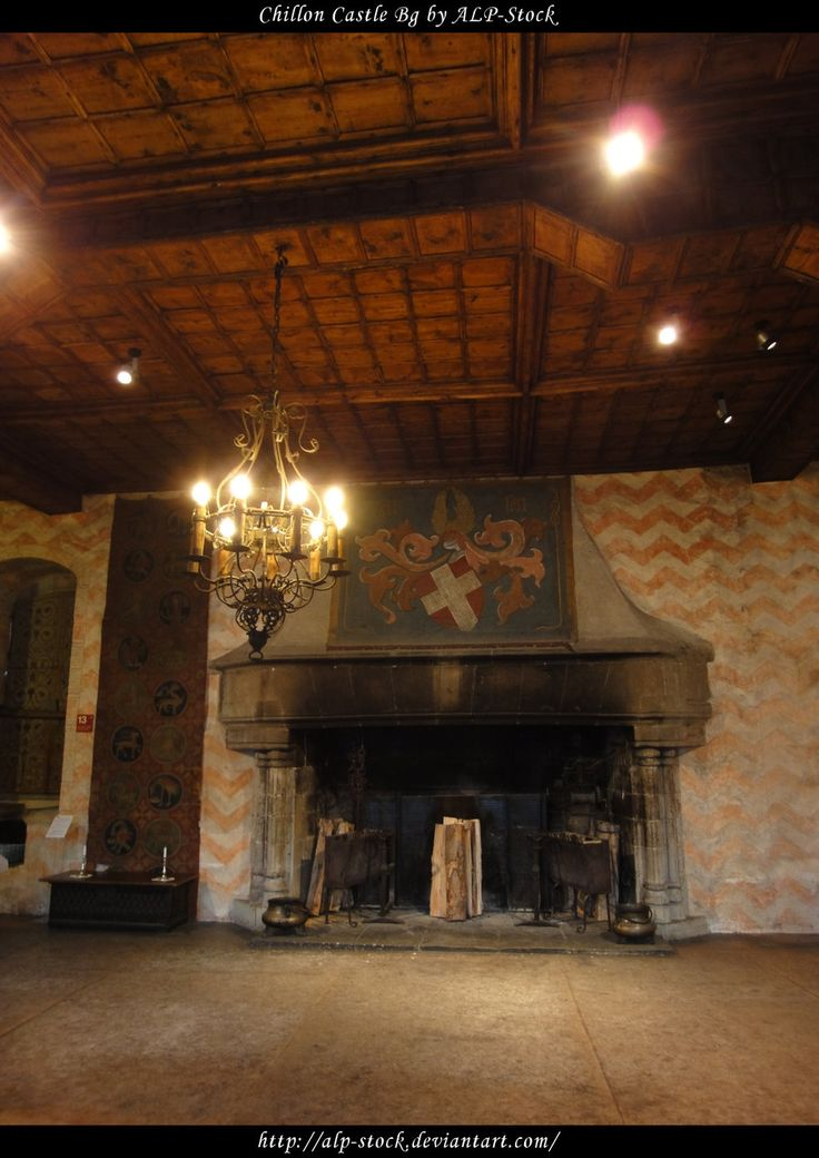 27 Best Images About Castle Fireplace On Pinterest