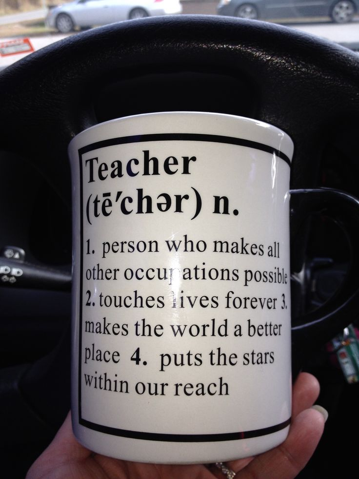 Teacher quotes! This was a gift from a first grader during my clinical and I love it soooooo much... had to pin. BNZ