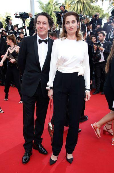 Emmanuelle Devos et Guillaume Gallienne.
