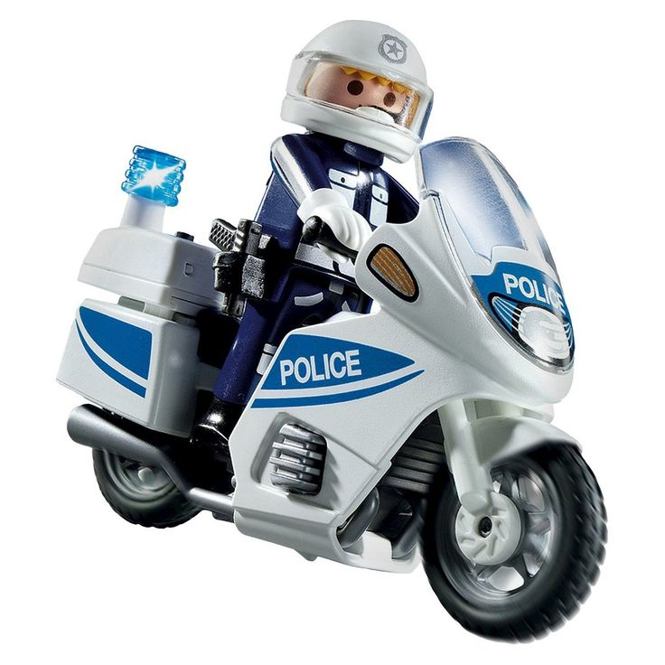 les 25 meilleures id es de la cat gorie playmobil police sur pinterest. Black Bedroom Furniture Sets. Home Design Ideas