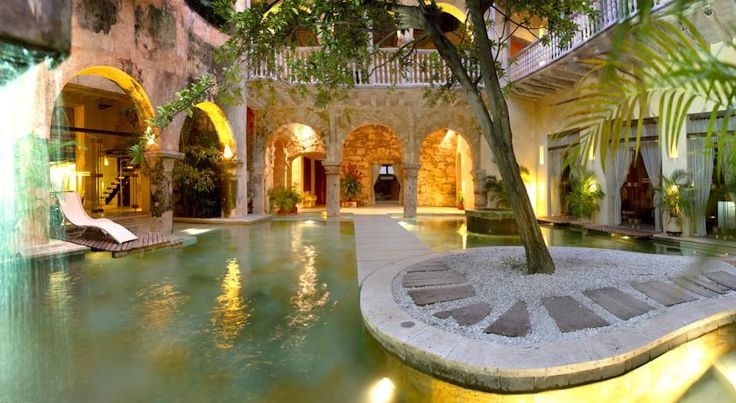 Condo Hotel Casa Pombo Cartagena De Indias Colombia
