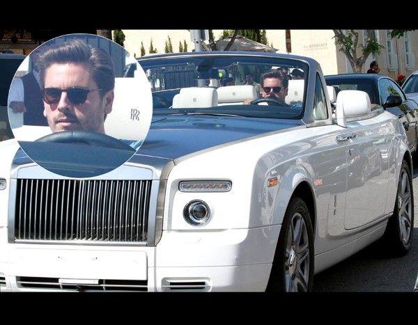 Rolls-Royce Phantom Drophead (© Rex Features)