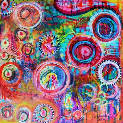 Ardith's Art Journal: Collaborart!