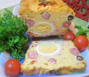 Reteta Chec aperitiv cu cascaval, cabanos si oua din categoriile Aperitive, Aperitive, Aperitive, Aperitive. Cu specific romanesc.