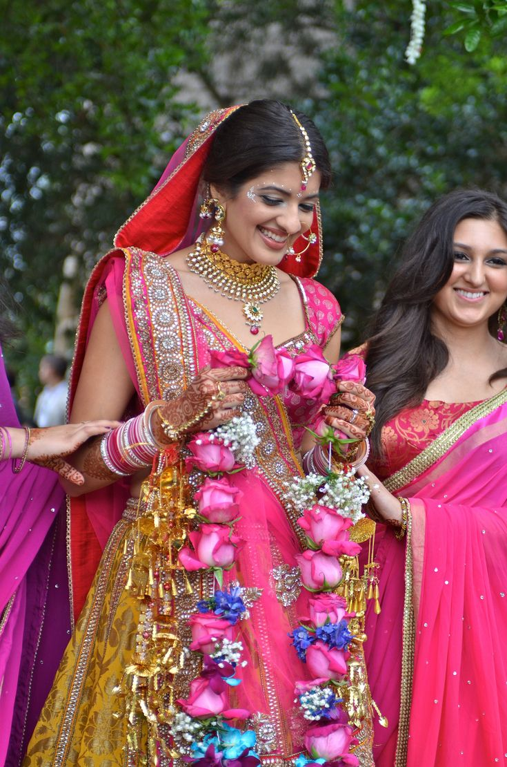 The beauty of Indian weddings is in its traditions, celebrations and coming together of family & friends.