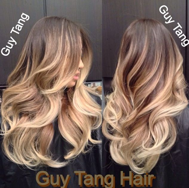 25 Best Ideas About Guy Tang Balayage On Pinterest Balayage Technique Blonde Tones Chart And