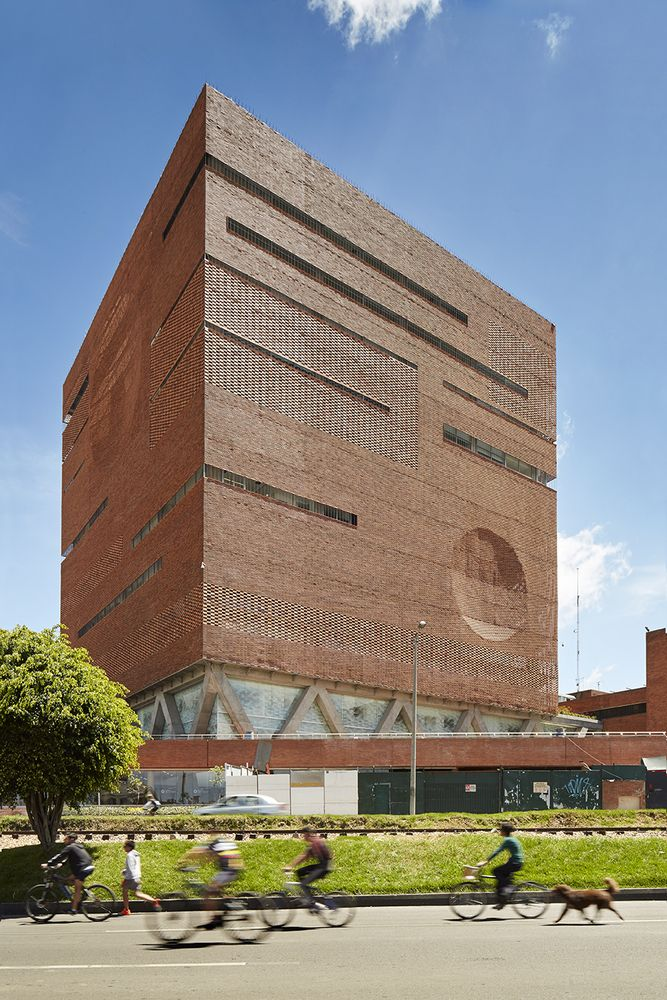 Gallery Of Santa Fe De Bogota Foundation El Equipo Mazzanti