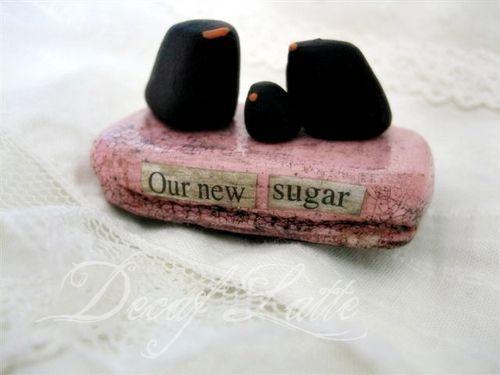 Our new sugar @Nilufer Sen
