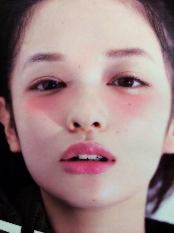Igari makeup