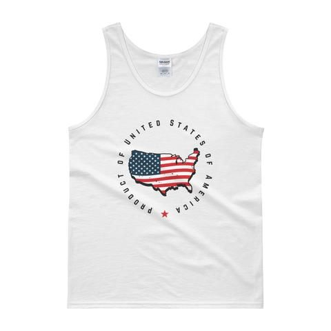 Retro United States Seal Tank top