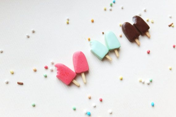Hey, I found this really awesome Etsy listing at https://www.etsy.com/listing/235338295/ice-cream-earrings-popsicle-earrings