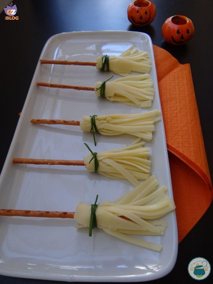 Scope di strega formaggiose