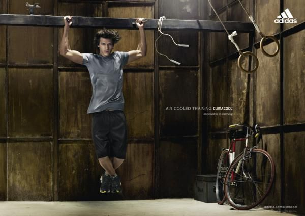 The Print Ad titled Air-Cooled Training was done by 180 Amsterdam advertising agency for product: Adidas Climacool Shoes (brand: Adidas) in Netherlands. It was released in the Sep 2009.