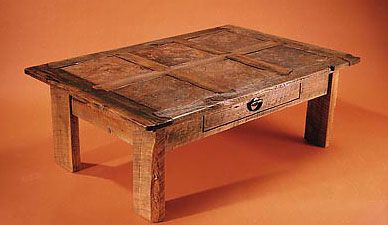 Six-Tile Coffee Table