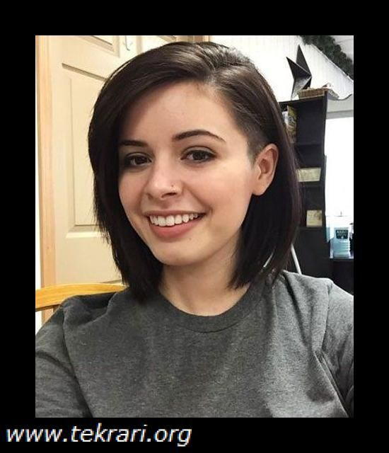 Top 33 Trendy Short Haircuts für Frauen 2019