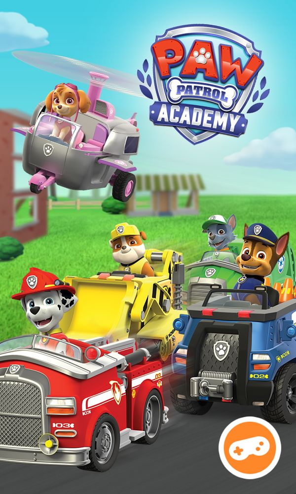 Does your preschooler have what it takes to become an honorary member of the PAW Patrol? Train with the pups in this PAWsome FREE online video game for desktop, tablet or mobile.