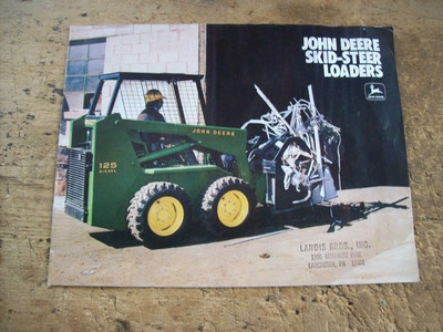 mielprop • Blog Archive • John deere skid steer anti theft