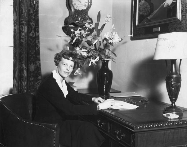 15 Fun Facts About Amelia Earhart | Mental Floss UK