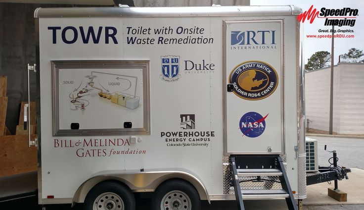 Full trailer wrap for rti by speedpro imaging nw raleigh vehicle wraps decals