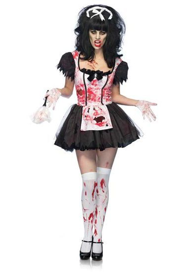 french maid makeup ideas maid halloween costumes