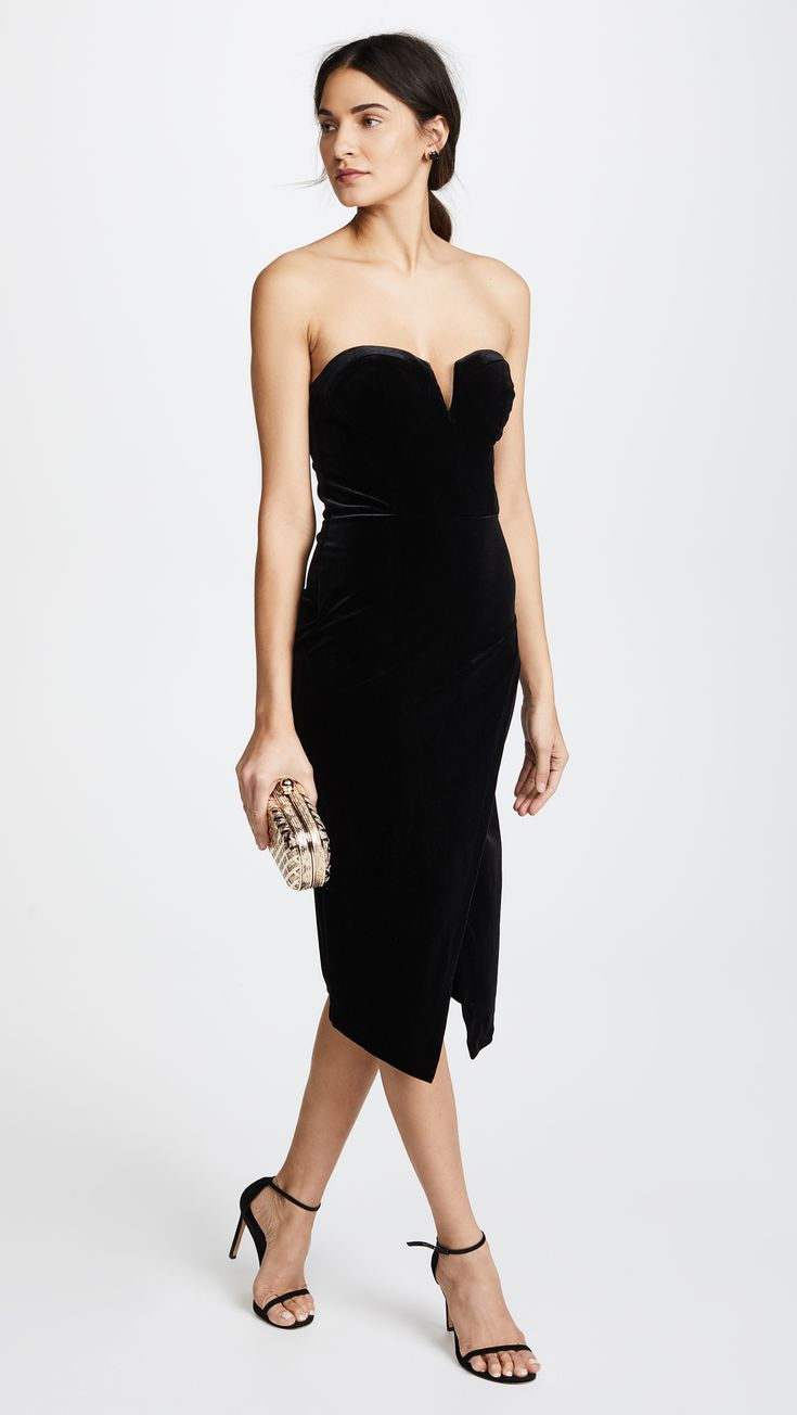 Yumi Kim Velour Allure Dress | SHOPBOP SAVE UP TO 25% Use Code: GOBIG18