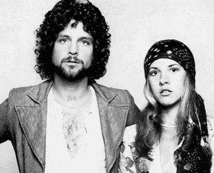 Lindsey Buckingham. Lover and musical partner to Stevie Nicks. Steely eyed warrior who wrote a great break up song about Stevie Nicks and then played it with her...Stevie shooting daggers at him at every concert they ever played together after that. Amazing guitar player. Handsome fellow. Snappy dresser.