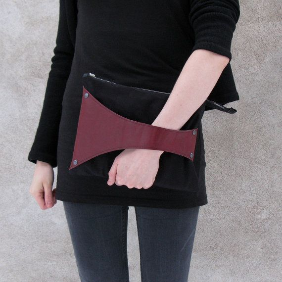 IPad wristlet clutch Etsy listing at https://www.etsy.com/listing/154470886/sale-leather-detail-wristlet-clutch-in