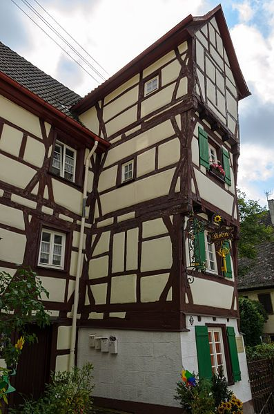 File:Kohn'sches Haus, Geislingen an der Steige, Nordansicht.jpg