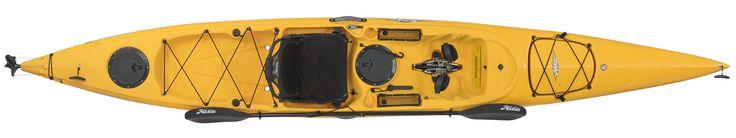 Hobie Kayak : Mirage Revolution 16