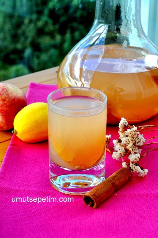Zayıflamaya yardımcı elma çayı NRN