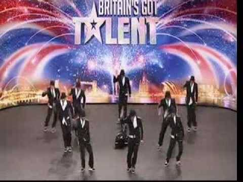 Flawless - Dance Act - Britains Got Talent 2009