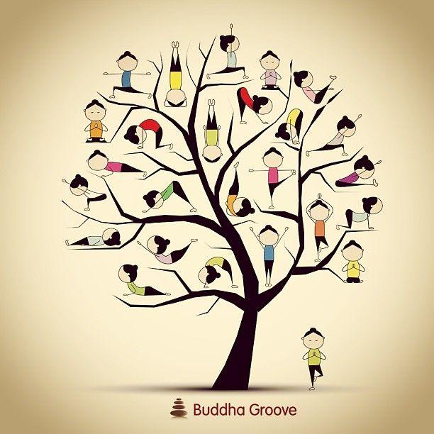 Buddha Groove loves yoga.