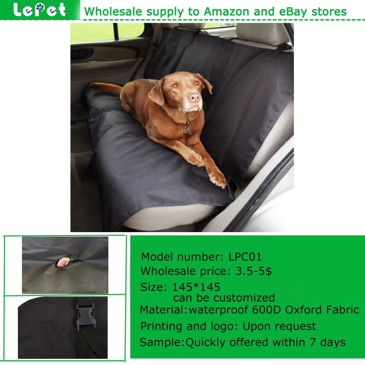 Medium image of for amazon and ebay stores waterproof car dog seat cover cat pet protector travel hammock